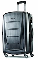 alan travels a lot samsonite wheelie suitcase 130x200